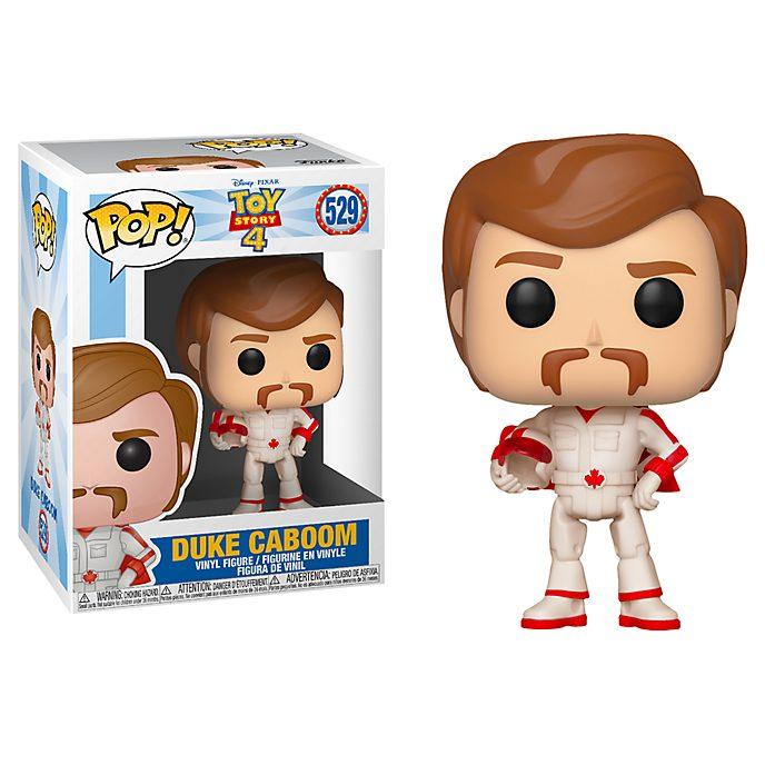Figura de vinilo Pop! Duque Boom, Toy Story4, Funko