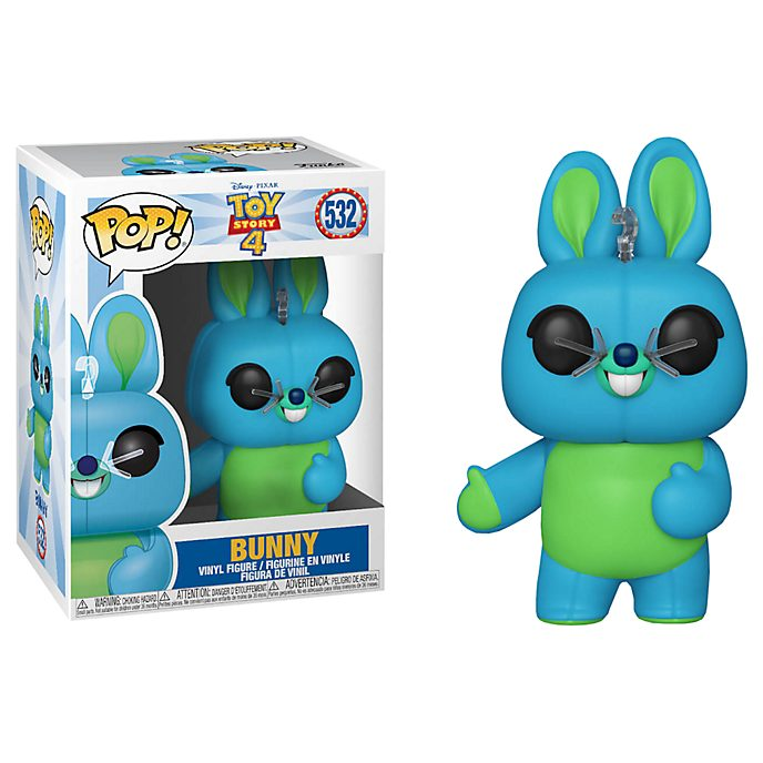 Figura de vinilo Pop! Conejito, Toy Story4, Funko