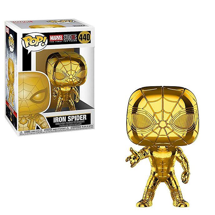 Personaggio in vinile Iron Spider serie Pop! di Funko