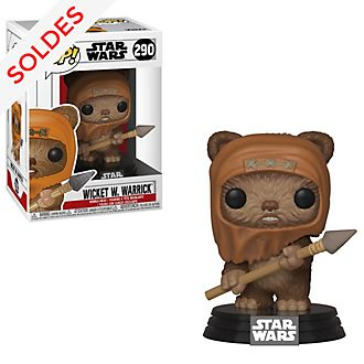 Funko Figurine Wicket W. Warrick Pop! en vinyle