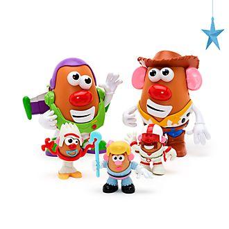 Set juego amigos Sr. Patata, Toy Story 4, Disney Store