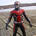 Action figure da collezione Ant-Man Marvel Select