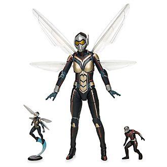 Figura acción coleccionista la Avispa, Marvel Select