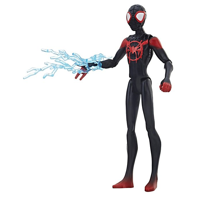 Hasbro Miles Morales Figure, Spider-Man: Into The Spider-Verse