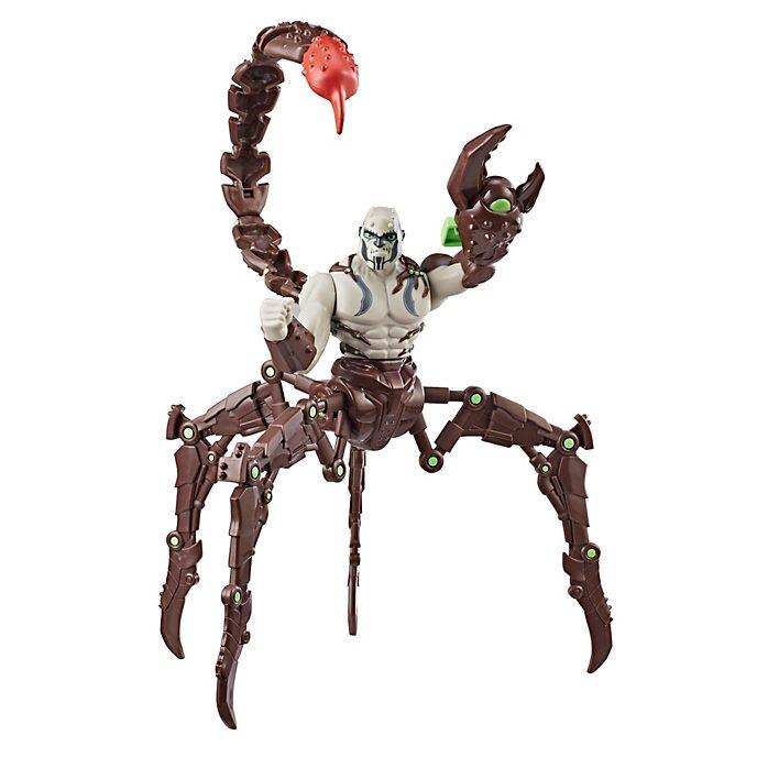 Personaggio Deluxe Scorpion Spider-Man: Un Nuovo Universo Hasbro