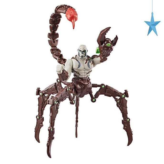 Figura exclusiva Escorpión, Spider-Man: Un Nuevo Universo, Hasbro