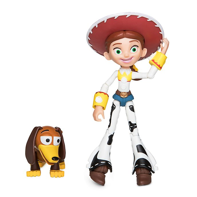 Action figure Disney Pixar ToyBox Jessie Disney Store