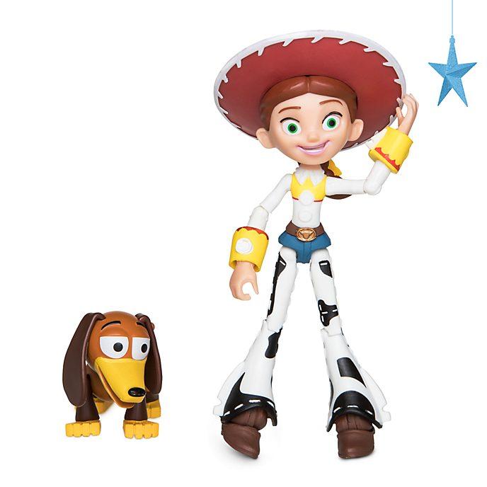 Disney Store Figurine Jessie articulée, Disney Pixar ToyBox