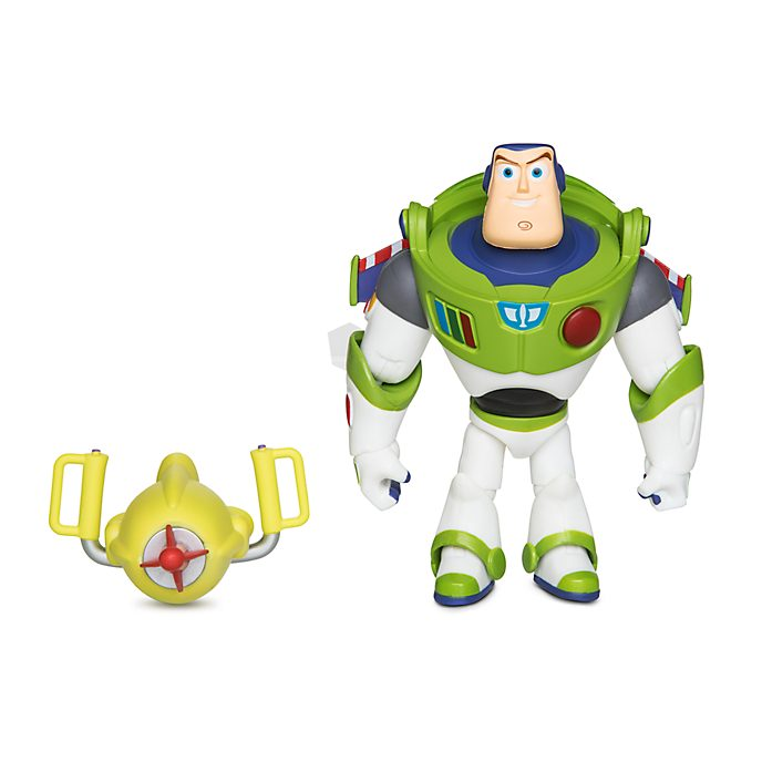 Disney Store Figurine Buzz l'Éclair articulée, Disney Pixar ToyBox