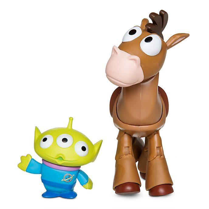 Action figure Disney Pixar ToyBox Bullseye Disney Store