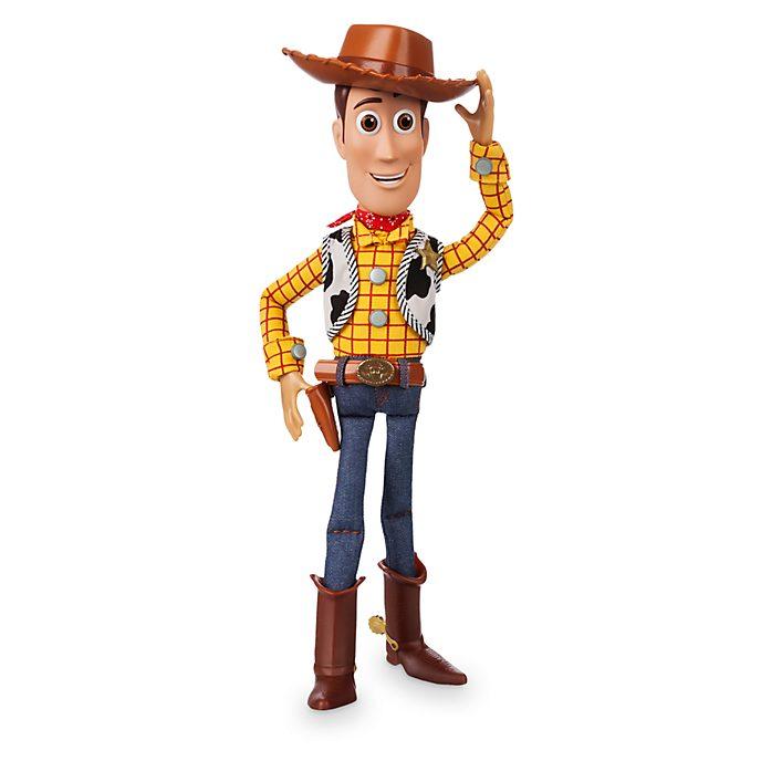 Disney Store Woody Talking Action Figure