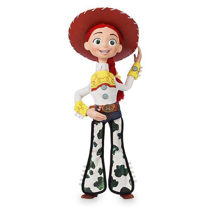 Disney Store Jessie Interactive Talking Action Figure