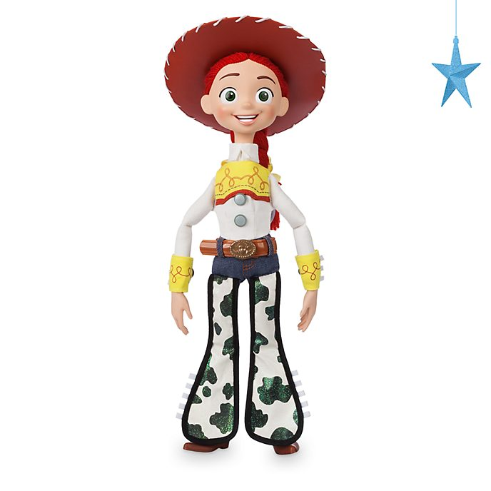 Action figure parlante Jessie Disney Store