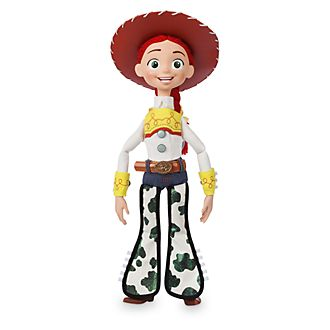 Disney Store Jessie Interactive Talking Action Figure