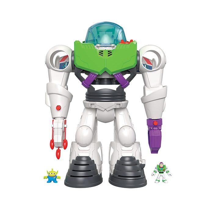 Robot Buzz Lightyear, Toy Story4, Imaginext