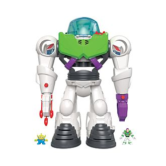 Imaginext Buzz Lightyear Robot, Toy Story 4