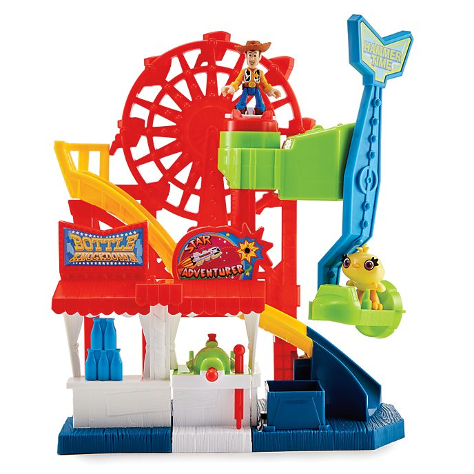 Imaginext La fête foraine Toy Story4