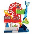 Imaginext - Toy Story4 - Jahrmarkt-Spielset