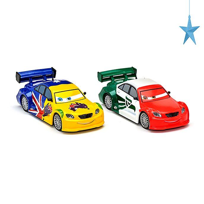 Disney Store Pack de deux voitures Frosty et Memo Rojars Jr.