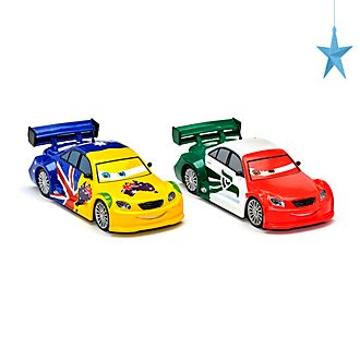 Disney Store - Frosty and Memo Rojas Jr. - Die Cast-Autos, 2er-Pack
