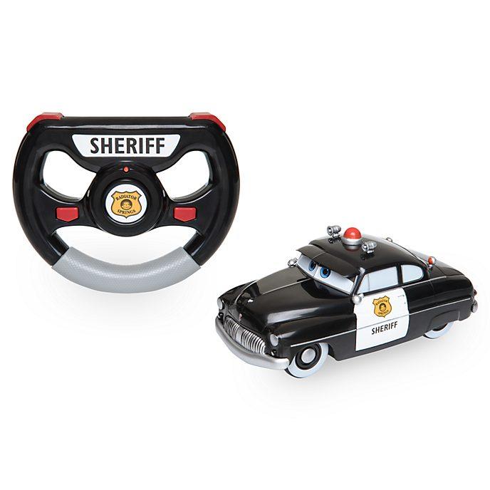 Disney Store - Disney Pixar Cars - Sheriff - Ferngesteuertes Auto, 15cm