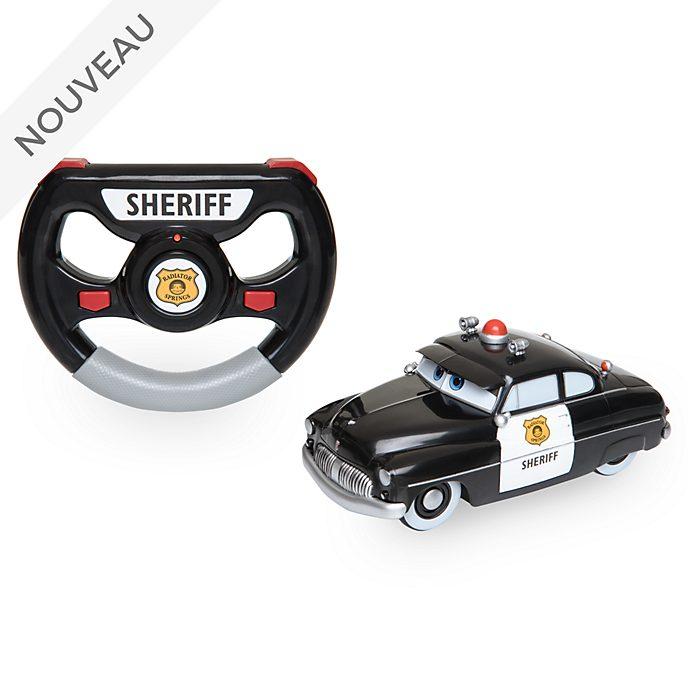 Disney Store Voiture télécommandée Sheriff 15cm, Disney Pixar Cars