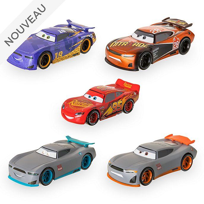 """Disney Store Ensemble de 5voitures miniatures à friction """"New Gen"""""""