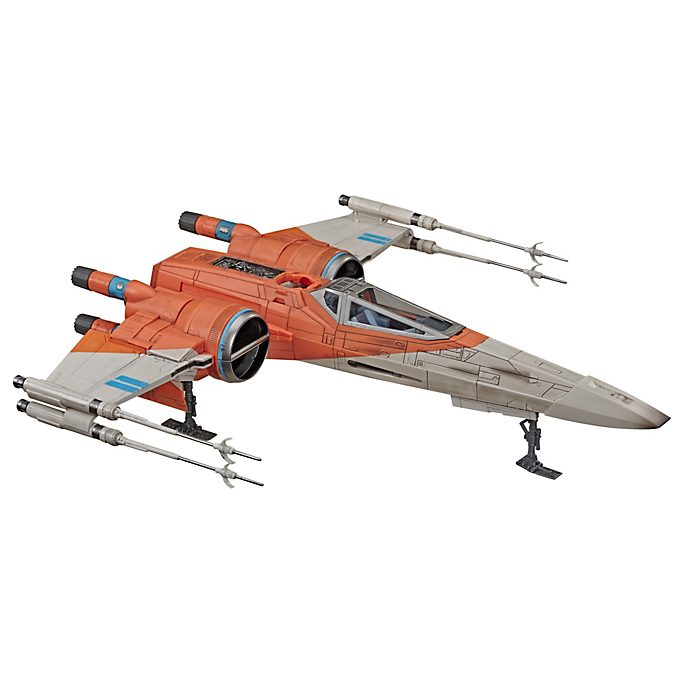 Hasbro - Star Wars - Sammlerstück - Poe Damerons X-Wing Fighter