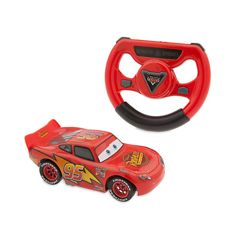 Disney Pixar Cars - Ferngesteuerter Lightning McQueen
