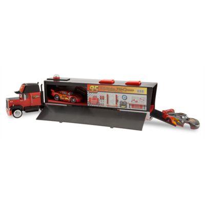 Biler Carbon Racer Mack Launcher