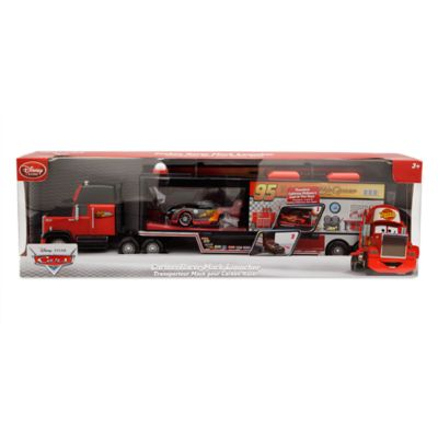 Camion Mack di Cars serie Carbon Racers