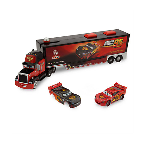 Cars Carbon Racer Mack Launcher