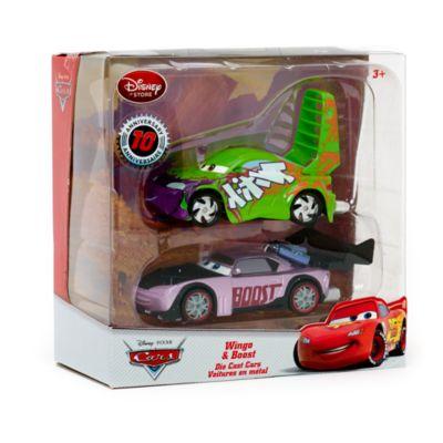 Macchinine Wingo e Boost Disney Pixar Cars