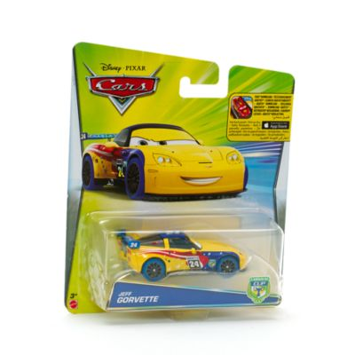 Disney Pixar Cars Carnival - Jeff Gorvette Die Cast