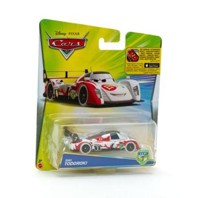 Voiture miniature Shu Todoroki Carnaval, Disney Pixar Cars