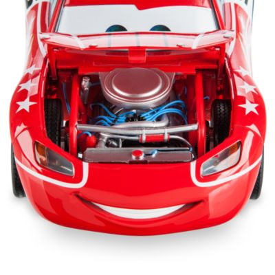 Disney Pixar Cars Custom Die-Cast from The Artist Series, 1:18 Lightning McQueen By Chip Foose