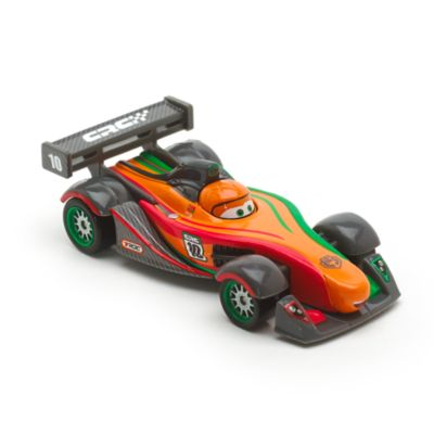 Vehículo a escala Rip Clutchgoneski de Disney Pixar Cars
