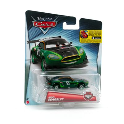Macchinina Nigel Gearsley di Disney Pixar Cars