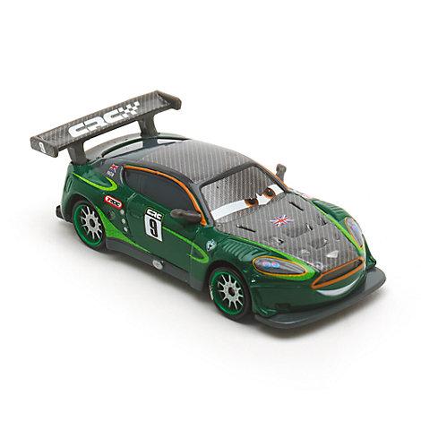 Macchinina Nigel Gearsley di Disney Pixar Cars