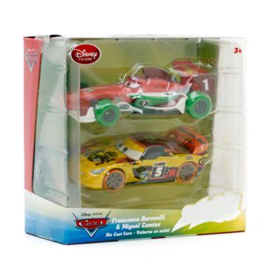 Disney Pixar Cars Francesco Bernoulli and Miguel Camino Die-Casts