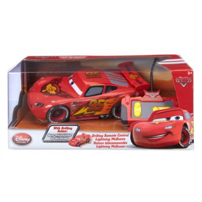 Disney Pixar Cars Lighting McQueen Drifting Remote Control Car