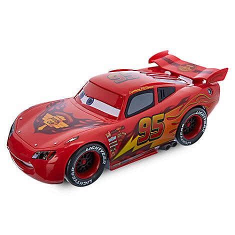 """Coche teledirigido para derrapes """"El Rayo"""" McQueen, Disney Pixar Cars"""