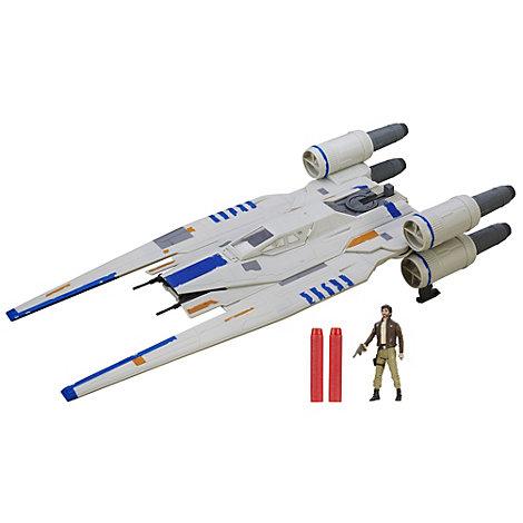 Nave espacial U-Wing de la flota rebelde, Rogue One: Una historia de Star Wars