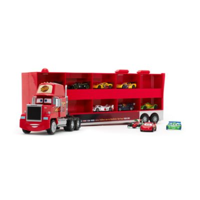 camion de transport miniature mack de disney pixar cars. Black Bedroom Furniture Sets. Home Design Ideas