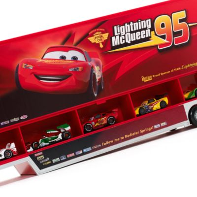 Camion de transport miniature Mack de Disney Pixar Cars