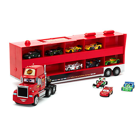 modellino camion bisarca mack disney pixar cars. Black Bedroom Furniture Sets. Home Design Ideas
