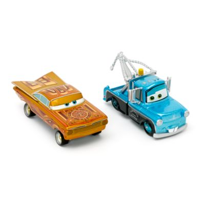 Vehículos a escala Ramón y Mate, Disney Pixar Cars