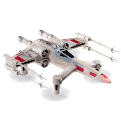 Drone quadrirotor du chasseur X-Wing T-65 de Star Wars pour bataille laser aérienne