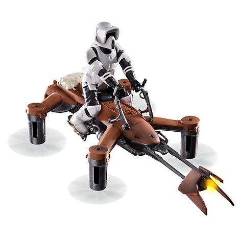 Star Wars – 74-Z Speederbike Quadcopter – Laserkampf-Drohne