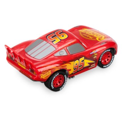 lightning mcqueen remote control car instructions
